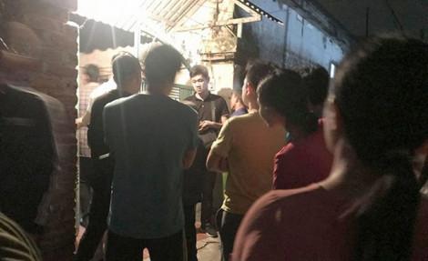 Điều tra vụ giết vợ rồi tẩm xăng đốt xác ở Thái Bình