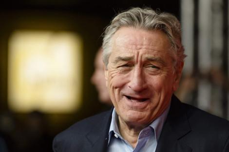 Nam diễn viên kỳ cựu Robert De Niro nhận giải thưởng thành tựu trọn đời