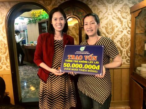 Chủ nhiệm Câu lạc bộ Nữ doanh nhân quận 6 Trần Thị Mai Trang: Tôi tiếp bước mẹ làm chủ nhiệm câu lạc bộ không khó khăn gì