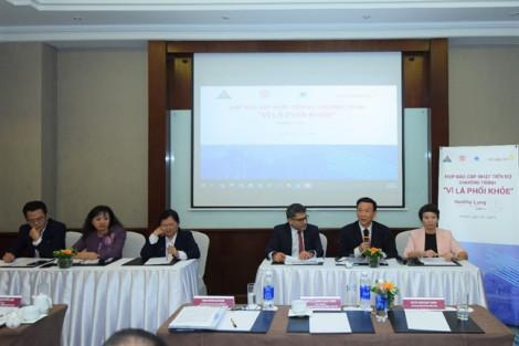 Chương trình 'Vì lá phổi khỏe' tác động tích cực đến công tác quản lý bệnh hen và bệnh phổi tắc nghẽn mạn tính tại Việt Nam