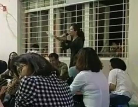 Cô giáo phát ngôn kỳ thị cha mẹ đơn thân xin rút khỏi ban đại diện