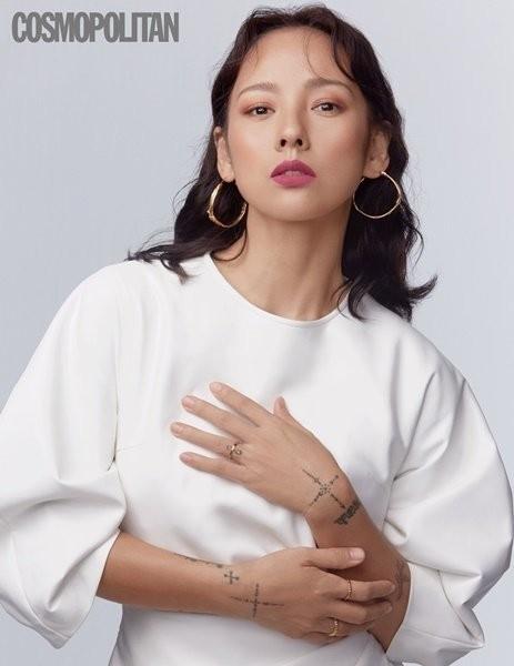 'Chi dai' Lee Hyori quyen ru kho tin o tuoi 40
