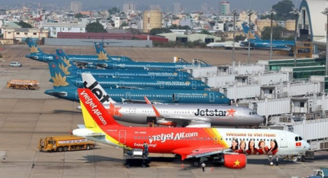 Hàng không Việt có thể chở khách Trung Quốc đến một nước thứ ba