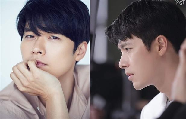 Nhan sác của 'Hoang tu man anh' Hyun Bin o tuoi 37