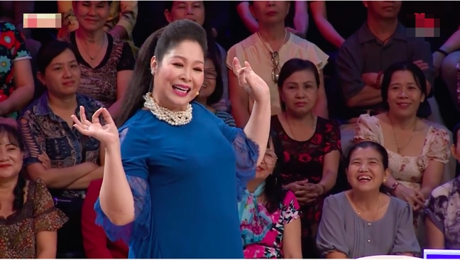 Quyen Linh tung xin dong vai quan chung khong cat-se de duoc gap Diem Huong