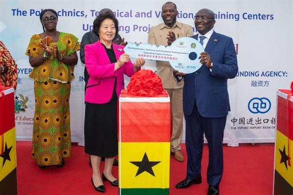 Du an bauxite cua Trung Quoc de doa moi truong Ghana