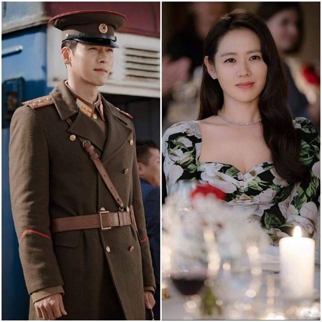 'Chi dep' Son Ye Jin gay sot voi tao hinh moi