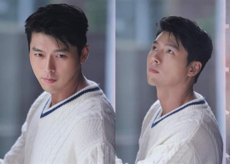Nhan sắc của 'Hoàng tử màn ảnh' Hyun Bin ở tuổi 37