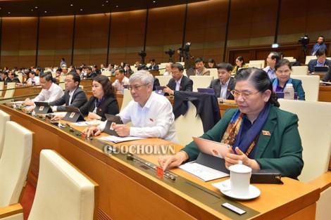 Quốc hội bỏ phiếu kín miễn nhiệm Bộ trưởng Bộ Y tế cuối tuần này