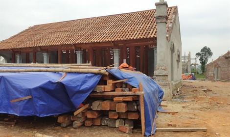UBND tỉnh Nghệ An chỉ đạo xử lý vụ chùa không phép xây lấn di tích quốc gia