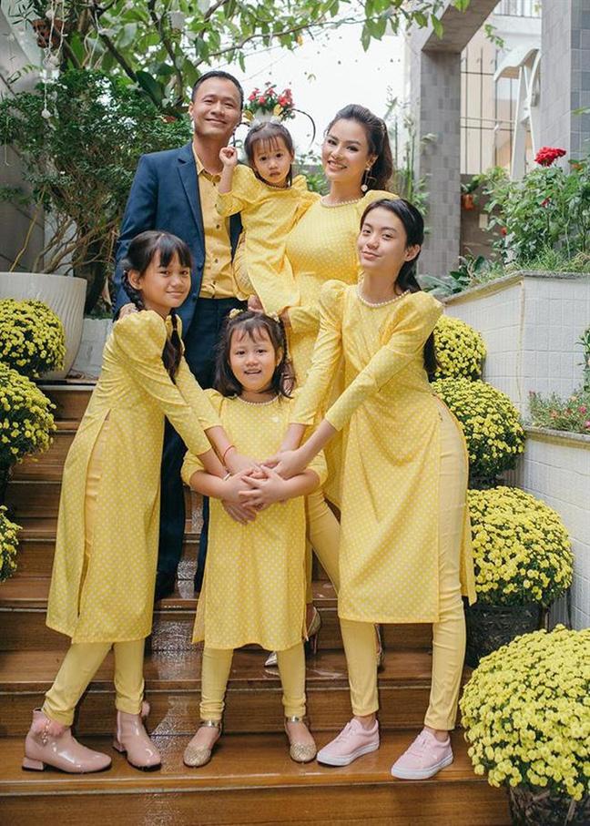 Vu Thu Phuong: 'Gia dinh la su nghiep lon nhat'