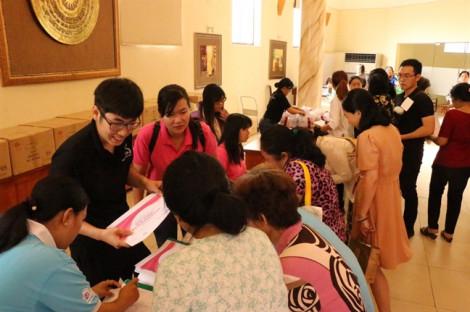 Quận 10 tổ chức sinh hoạt chuyên đề sức khỏe cho phụ nữ dân tộc