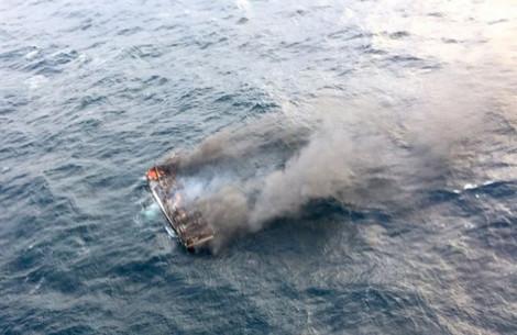 Đã có danh tính 6 thuyền viên Việt Nam mất tích trên tàu cá gặp nạn tại Hàn Quốc