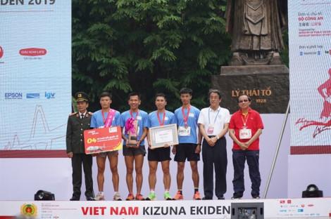 Vietjet đồng hành cùng giải chạy tiếp sức vì an toàn giao thông 2019