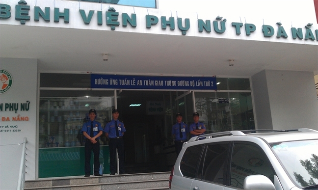 Lien tiep 2 san phu tu vong o Benh vien Phu nu Da Nang, nghi do thuoc gay te