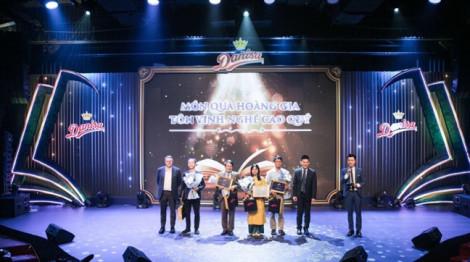 Triệu tấm lòng tôn vinh nghề cao quý tại đêm nhạc 'Danisa - Món quà hoàng gia tôn vinh nghề cao quý'