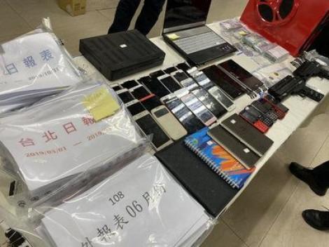 Đài Loan phá đường dây ép phụ nữ Việt bán dâm, bắt 18 người