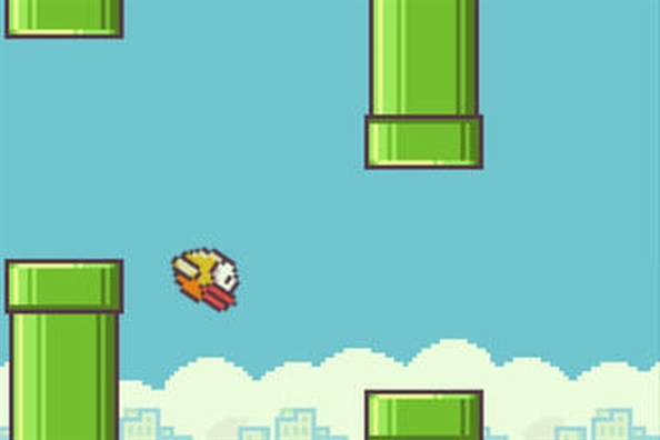 Flappy Bird vao top ung dung co tam anh huong nhat thap ky cung Facebook, Instagram..