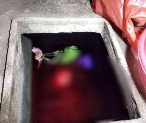 Nghi án con rể ngáo đá sát hại mẹ vợ rồi phi tang xác xuống bể nước
