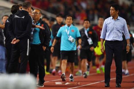 Trợ lý HLV đội tuyển Thái Lan lại 'gây bão' khi xin lỗi tất cả, trừ HLV Park Hang-seo