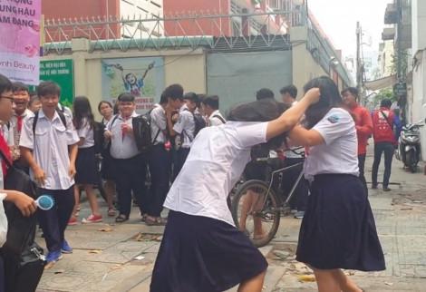 Ngành giáo dục TP.HCM chấn chỉnh nạn học sinh ẩu đả