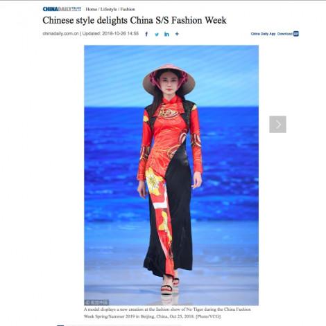Nhà thiết kế Việt: 'Áo dài không có nguồn gốc nào từ Trung Quốc!'