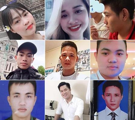 Canh sat Anh bat giu them mot nghi pham lien quan duong day van chuyen 39 nguoi Viet Nam den Anh