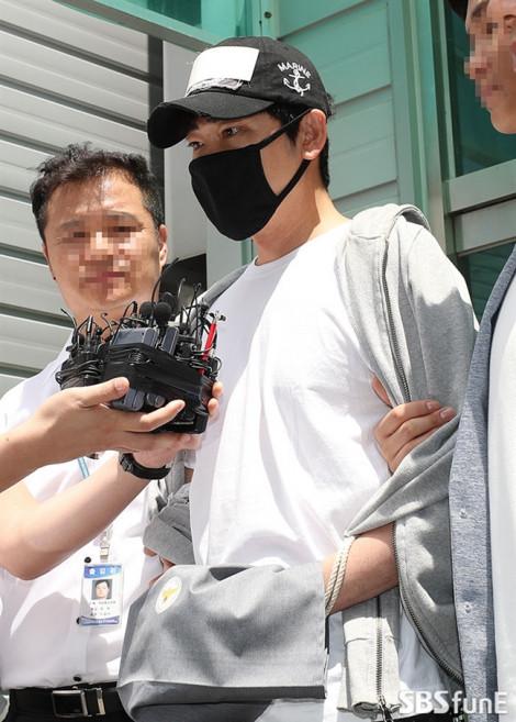3 năm tù cho Kang Ji Hwan vì tội tấn công tình dục