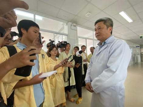 Công an TP.Đà Nẵng điều tra vụ 2 sản phụ tử vong nghi do thuốc tê