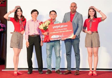 Vietjet và hành trình 7 năm đồng hành nâng tầm di sản văn hóa Việt Nam