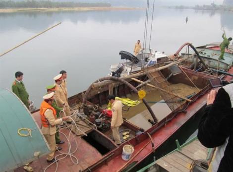TP.HCM phát hiện 'cát tặc', Đồng Nai bảo đối tượng chỉ đang 'khảo sát thăm dò'