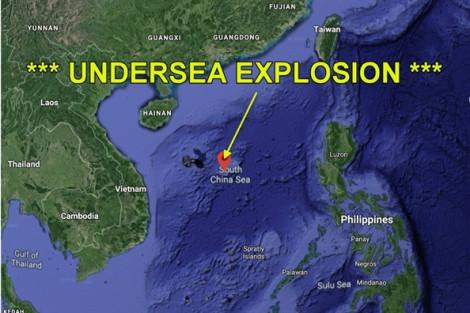 Nga lưu ý tín hiệu phóng xạ cao ở Biển Đông, chuyên gia Mỹ cho rằng thay đổi thuộc ngưỡng 'bình thường'