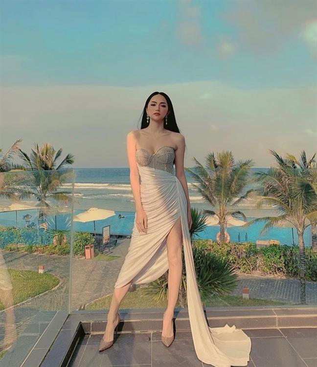 Sao dep tuan nay: Thanh Hang, Ha Ho cung dien vay khoe vong 1 goi cam