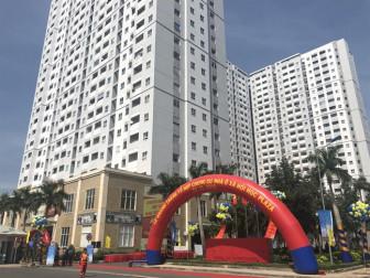 TP.HCM: Thêm 1.735 căn hộ nhà ở xã hội đưa vào sử dụng