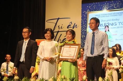 TP.HCM vinh danh 50 nhà giáo đoạt giải Võ Trường Toản