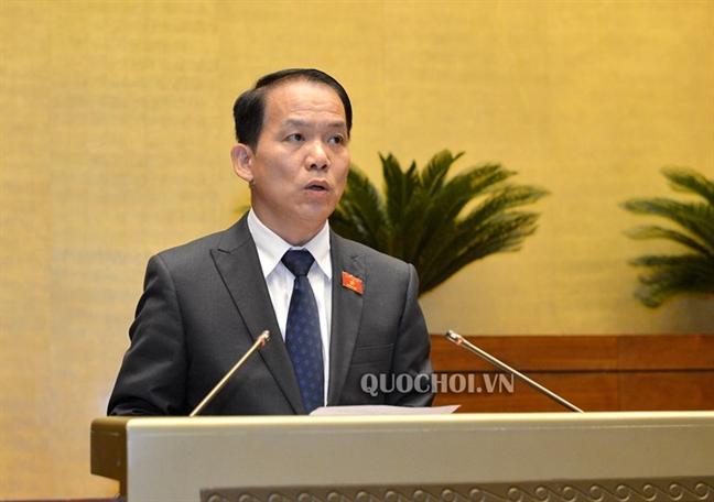 Ong Hoang Thanh Tung giu chuc Chu nhiem Uy ban Phap luat cua Quoc hoi