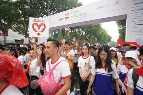 HD SAISON chung tay gây quỹ phẫu thuật tim cho bệnh nhi nghèo