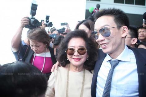 Con trai của cựu Thủ tướng Thái Lan Thaksin được tha bổng