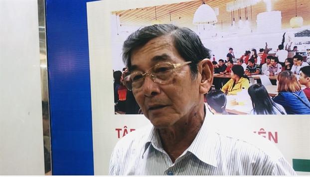 'Cha de' gao ST25: 'Toi chua ban ra 1 ky lua giong, hat gao nao dang hang xa'