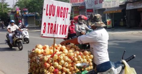 Nguồn rau, quả nhập khẩu về Việt Nam chủ yếu từ Thái Lan và Trung Quốc