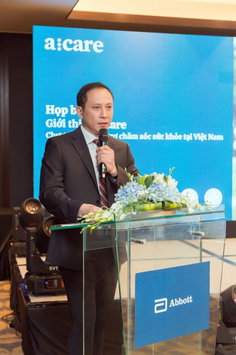 Abbott ra mắt chương trình hỗ trợ chăm sóc sức khỏe a:care tại Việt Nam