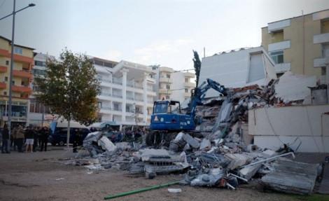 Động đất ở Albania, ít nhất 6 người chết