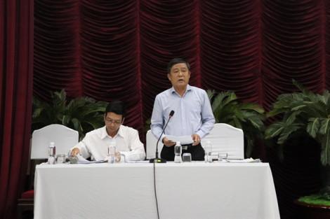 Kỷ luật khiển trách Giám đốc Sở Tài nguyên và Môi trường tỉnh Bình Thuận