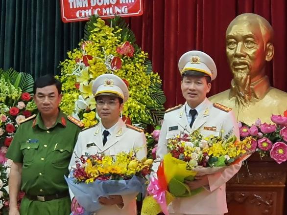 Dieu dong Giam doc Cong an tinh Dak Lak lam Giam doc Cong an tinh Dong Nai