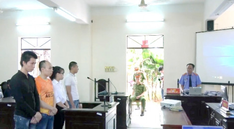 Trước tòa, nhân viên Alibaba không thừa nhận gây rối