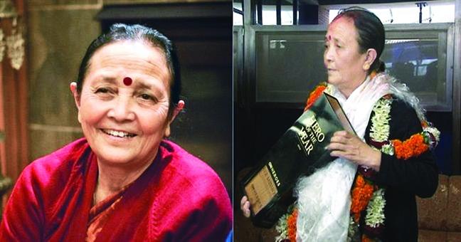 'Me Teresa' cua Nepal