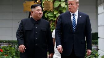 Triều Tiên tiếp tục bắn tên lửa ra biển