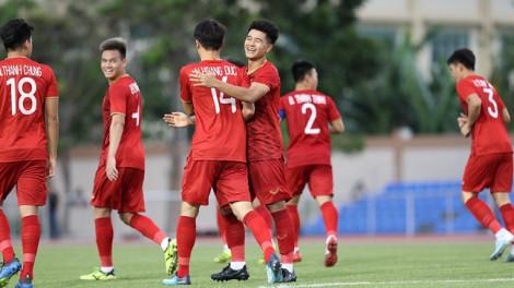 U22 Việt Nam 6-1 Lào: Thắng đậm nhưng 'lủng' lưới đáng tiếc