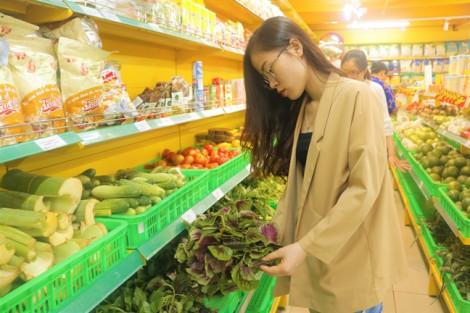 Không cần đi chợ sáng, 'chợ chiều' rau vẫn tươi