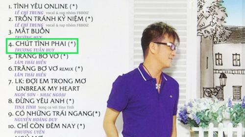 Hoan vu kien keo dai 6 nam giua Dam Vinh Hung va tac gia bai hat 'Chut tinh'